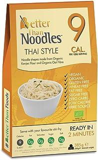 Better Than Organic Konjac Thai Noodles 385 g
