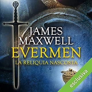 Evermen. La reliquia nascosta copertina