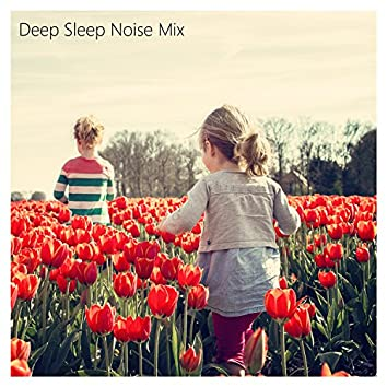 Deep Sleep Noise Mix. White and Brown Noise for Sleeping, Calming and Resting.