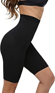 Women Shapwear ShortsThigh Slimmer Trainer Briefs Panty Girdle Tummy Control Tummy Control Panties