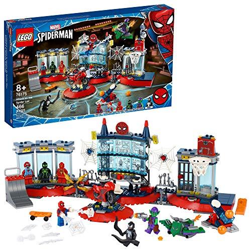LEGO Marvel Spider-Man Ataque ao Covil da Aranha