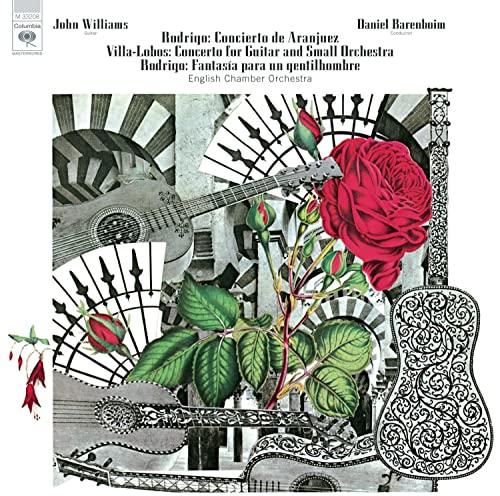 Rodrigo : Concerto de Aranjuez - Villa-Lobos : Concerto pour guitare