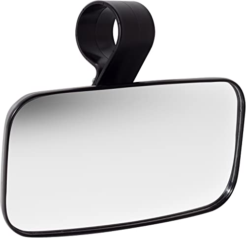 wholesale Rear View Mirror UTV Accessories online - Mirrors Best for Wide Angle Center or Side-by-Side high quality Off Road Clear-View - High Impact ABS Housing & Universal Roll Cage Bar Mounts with Shatter-Proof Tempered Glass outlet sale