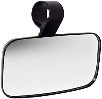 "2/"" Tube Roll Cage Mount UTV RZR Maverick Universal Side View Mirrors 1.625/"""