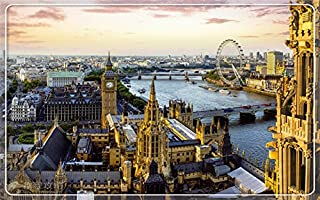 The London Eye Cambridge Edinburgh Scotland London Oxford United Kingdom Postcard Post card