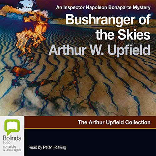 Bushranger of the Skies audiobook cover art