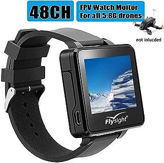 Flysight FPV Watch 5.8Ghz Wireless RC Video Drone Watch 48 CH HD 2