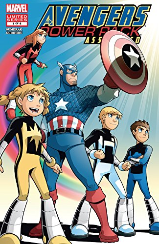 Avengers and Power Pack Assemble! (2006) #1 (English Edition ...