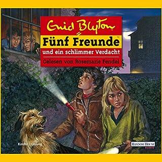 Fünf Freunde und ein schlimmer Verdacht (Fünf Freunde 48) Titelbild
