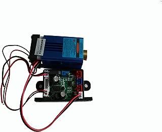 lights88 445nm 447nm 450nm 1W 1.5W Blue Laser Dot Module 12VTTL Fan Cooling Diode Lazer