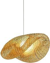 Amazon.es: lampara techo ratan: Iluminación