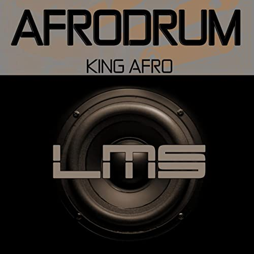 King Afro (Agenda Mix) by AfroDrum on Amazon Music - Amazon.com