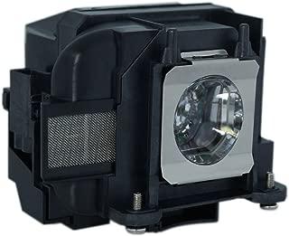 Boryli elp-lp78/V13H010L78-Lamp Bulb for Epson PowerLite Home Cinema 2030 2000 730HD 725HD 600 VS230 VS330 VS335W EX3220 EX6220 EX7220 EX7230 EX7235 EX5220