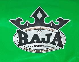 Raja Boxing Banana Bag MMA UFC Muay Thai Kick Boxing K1 Martial Arts Karate Training Heavy Bag