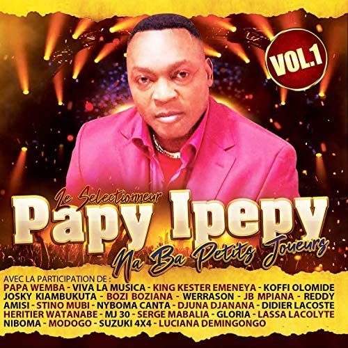 Papy Ipepy, Various Artists