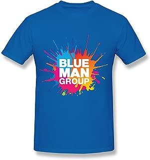 Blue Man Group 2016 Tour T Shirt For Men