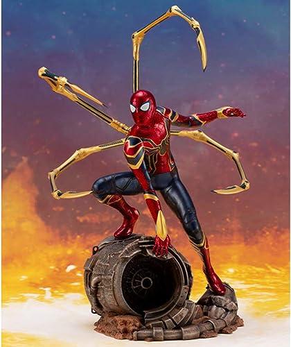 wholesape barato Marvel Avengers Spider-Man Action Figuras Figuras Figuras 18cm  envío gratuito a nivel mundial