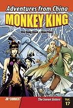 Monkey King # Volume 17 : The Seven Sisters