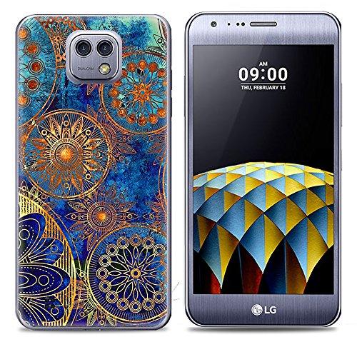 LG X Cam Tasche, FoneExpert® Ultra dünn TPU Gel Hülle Silikon Hülle Cover Hüllen Schutzhülle Für LG X Cam