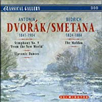 Dvorak: Sym No 9 / Slavonic Dances by NANUT / LJUBLJANA RADIO SYM ORCH