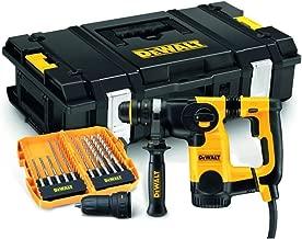 DeWalt D25324TKS-QS - Set martello demolitore/perforatore in DS150