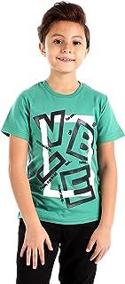 "Andora Boys"" Vibe"" Printed T-shirt"