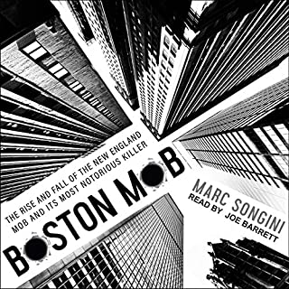Boston Mob audiobook cover art