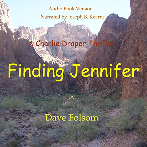 Finding Jennifer audiobook cover art