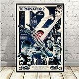 Terminator Arnold Schwarzenegger Der Raubtier Film Poster