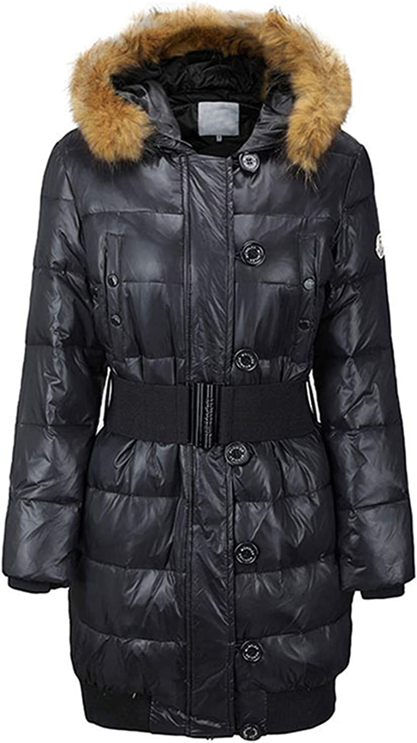 Cheryl Bull Trendy Women Winter Warm Cotton Clothes Slim Casual Zipper Down Jacket Girls Popular Black Outwear Female Parkas