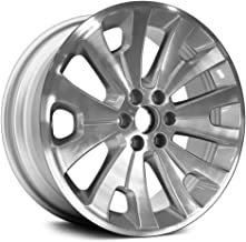 Partsynergy Replacement For OEM Take-Off Aluminum Alloy Wheel Rim 22 Inch Fits 15-18 Cadillac Escalade 6-139.7mm 12 Spokes