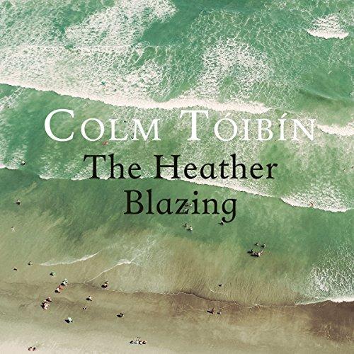 The Heather Blazing audiobook cover art