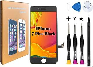 Oli & Ode iphone 7 Plus 液晶パネル iPhone 7 Plus 修理パーツ iphone7 Plus フロントパネル交換 iphone 7 Plus screen replacement フロントパネル 3D 液晶パネル...