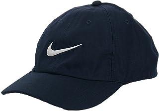 4b80d2e9207 Nike Unisex Aerobill H86 Adjustable Hat Obsidian Blue Platinum 729507-451