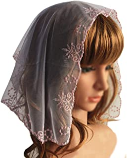 2b260181f3 Amazon.com: Pinks - Bridal Veils / Bridal Accessories: Clothing ...