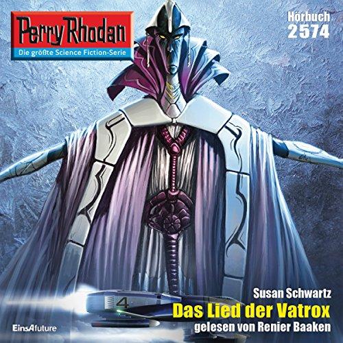 Das Lied der Vatrox (Perry Rhodan 2574) Titelbild