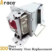 Araca BL-FP190D /SP.73701GC01 (Osram Original Bulb Inside) with Housing for OPTOMA GT1080 HD141X HD26 EH200ST W316 X312 H182X BR323 BR326 DH1008 Projector Lamp