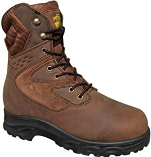 Herman Survivors Jason II Men's Safety Work Boots, Brown