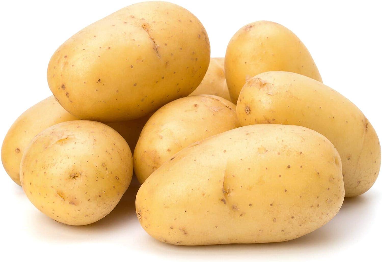 Elveden Fresh British Potatoes - 1x25kg : Amazon.co.uk: Grocery