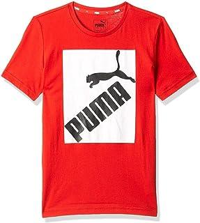 Puma Boy's Big Logo T-Shirt