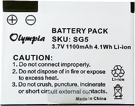 Skygolf SG5 Battery - Replacement Battery for SkyCaddie SG5 Rangefinder GPS, BAT-00022-1050 (1100mAh, 3.7V, Li-Ion)