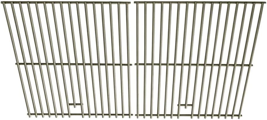 9mm Replacement Weekly update 87528 OFFicial shop Stainless Steel Grates Weber Cooking for G