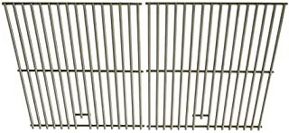 Grill Cooking Grates for Select Broil King 989-87, Barbeques Galore CG5CKWN, XG3CKWA, XG5CKWAN, Lowes 276964L Gas Models, Set of 2