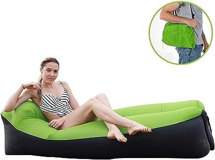 luftdurchl/ässige sicherheits- und stabile Design-ideale Couch f/ür Outdoor langlebige Reisen tragbare Xian Ju Aufblasbares Sofa Party Aufblasbares Swim Center Family Lounge mit Tragetasche