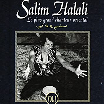 Salim Halali, le plus grand chanteur oriental, vol. 3