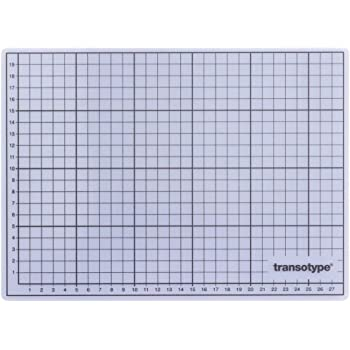 B 3 mm transparent 450 x T transotype Schneidematte H 300 x