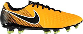 Official Nike Magista Opus II Firm Ground Football Boots Mens Orange/Black Soccer Cleats