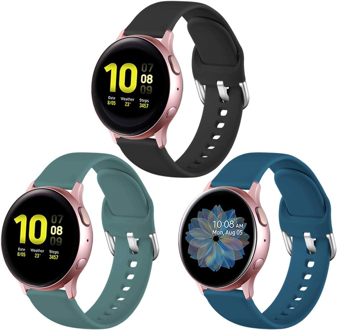 Malla Para Galaxy Watch Active/active2 Small Pack 3 (8C76)
