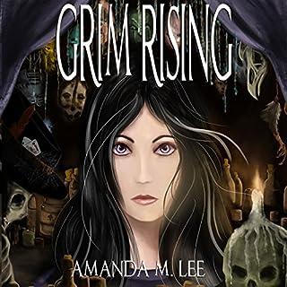 Grim Rising audiobook cover art