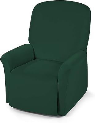 Sussi - Sillón de Relax, Color Verde Oscuro